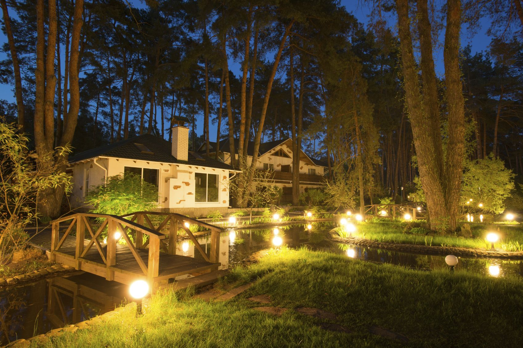 Learn How To Set Up Your Outdoor Lighting With These