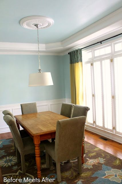Pittsburgh Paint Reviews : pittsburgh, paint, reviews, Before, Meets, After:, Dining, Home,, Decor,