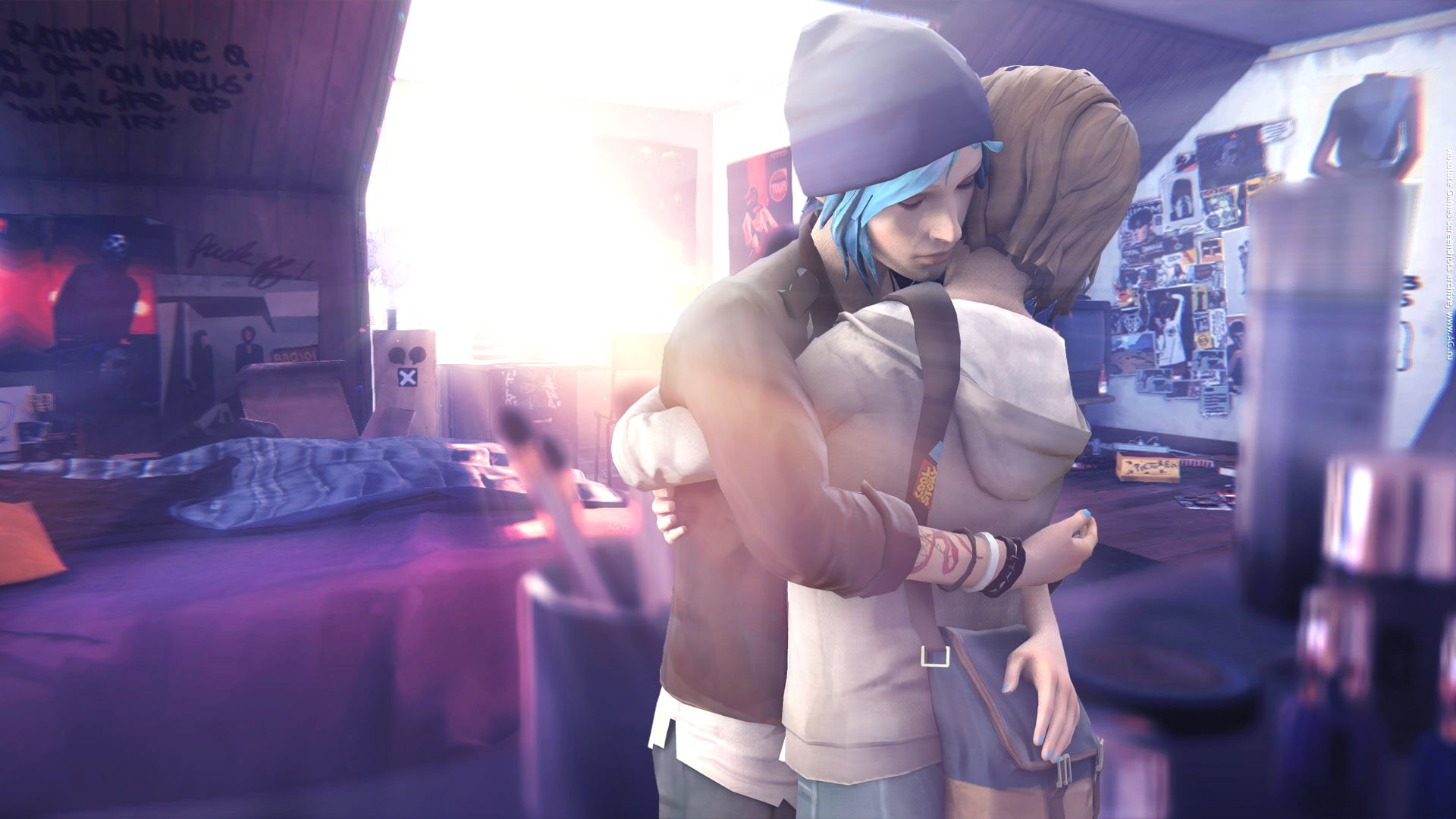 Life Is Strange Max Caulfield Chloe Price 1080p Wallpaper Hdwallpaper Desktop Life Is Strange Life Is Strange Wallpaper Mac Computer