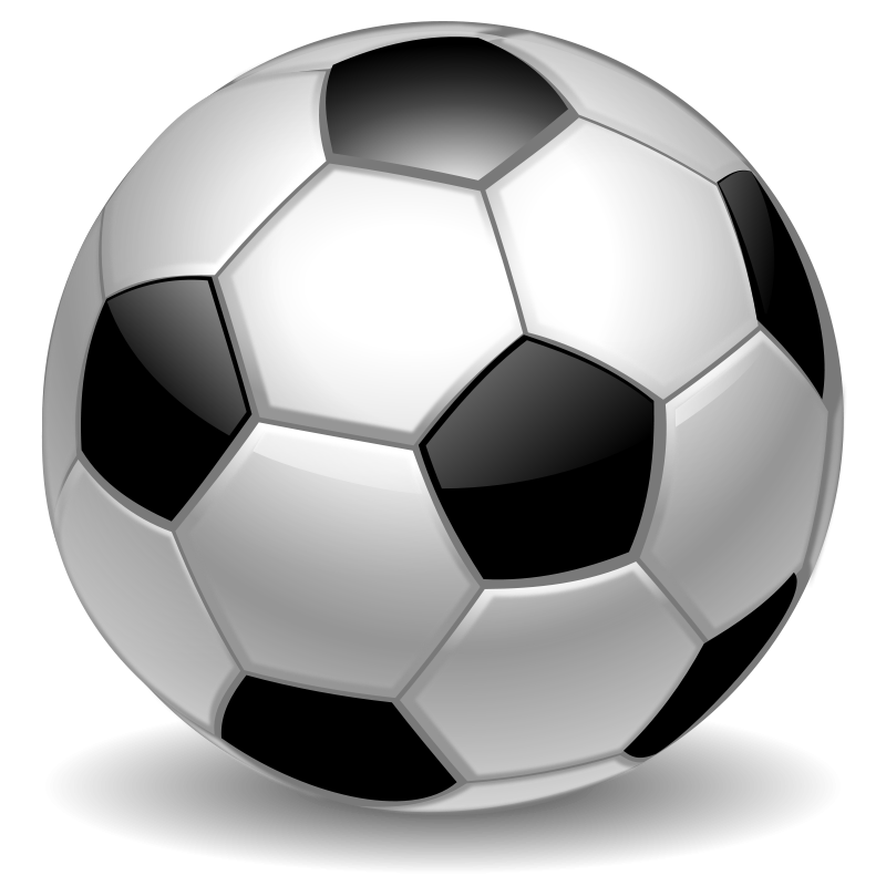 Free Pictures Of Sports Balls Download Free Clip Art Free Clip Art On Clipart Library Soccer Games Soccer Soccer Ball