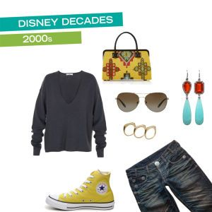 86f3c1ff255 For our final installment of our Fashion by Disney Decade series
