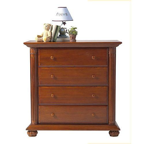 Baby Caché Heritage 4 Drawer Dresser In