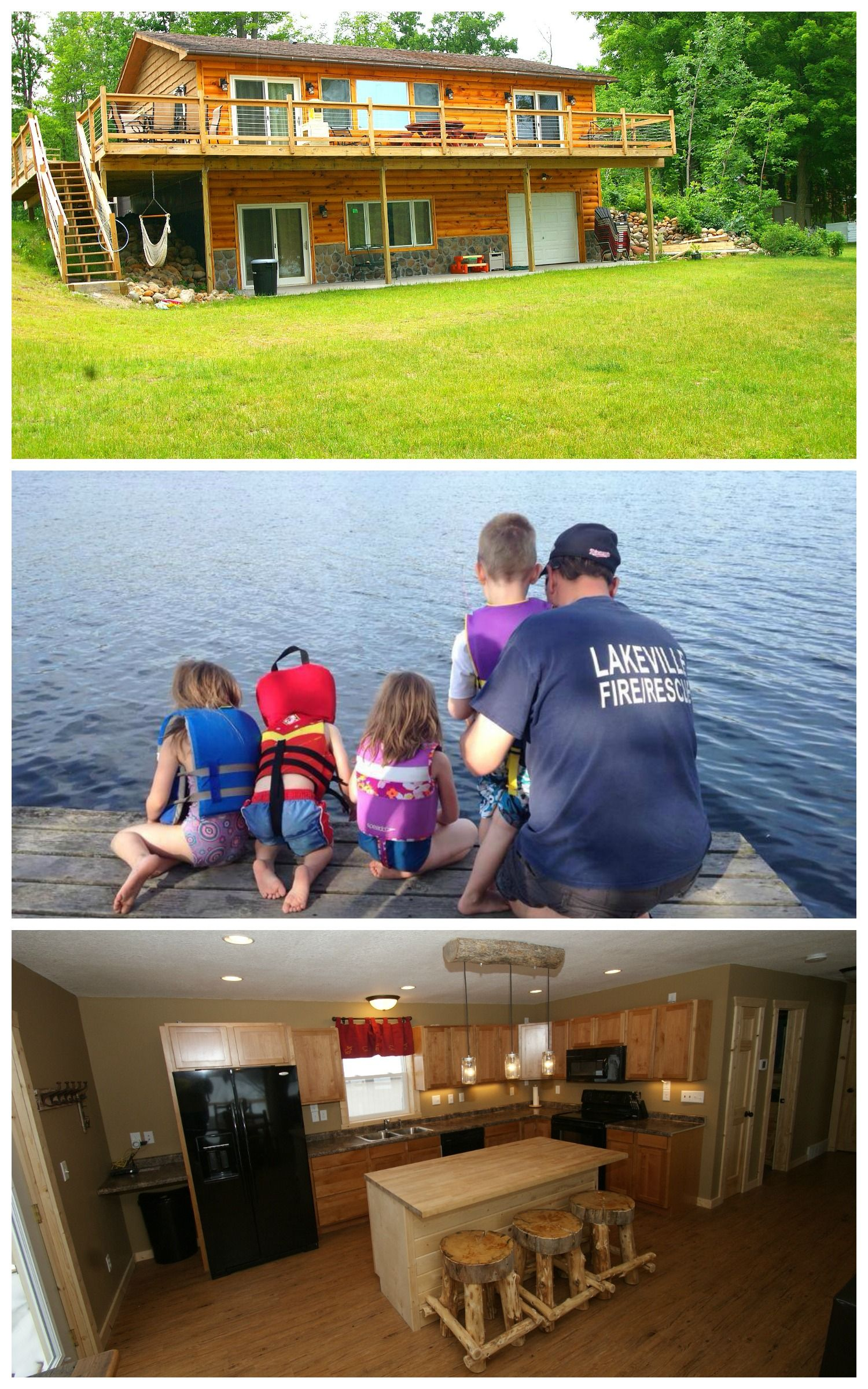 fresh of cottage vacation wisconsin lakeside cabins getaway lake rentals michigan northern cabin