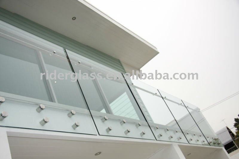 Best Tempered Glass Balcony Buy Glass Balcony Tempered Glass 400 x 300