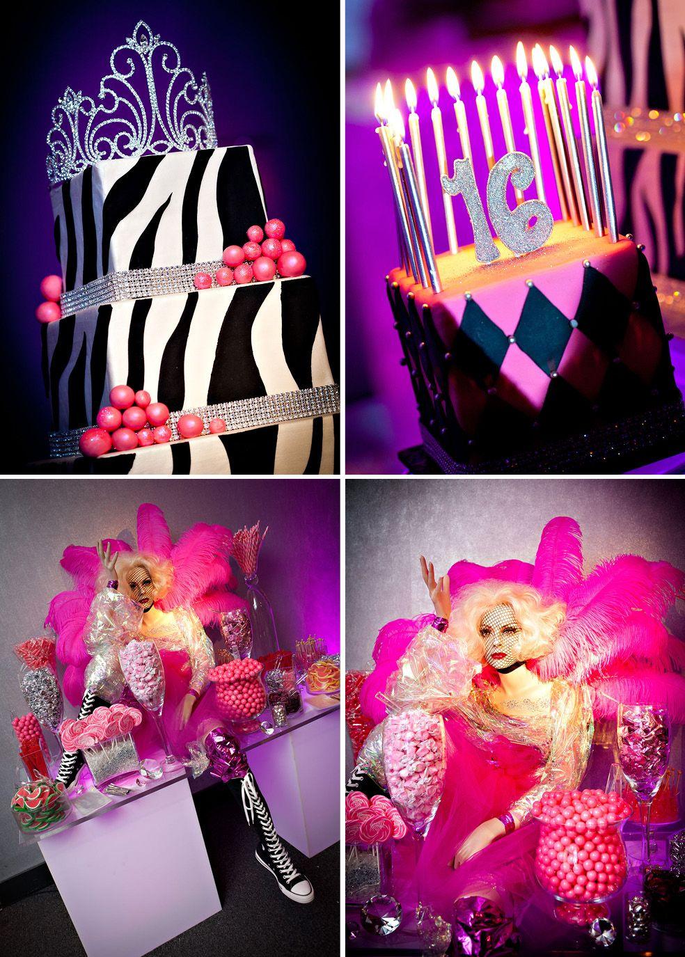 Ideas para una fiesta de 16 - Sixteen party   Pinterest   Tematicas ...