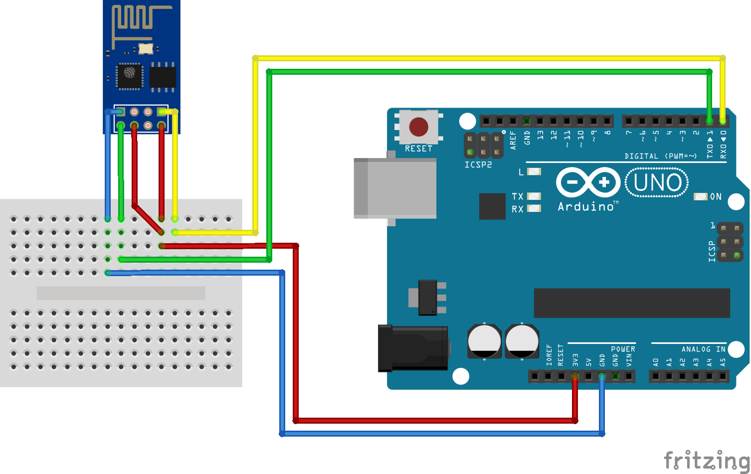 Diagram Arduino Wiring Esp8266 | Wiring Diagram