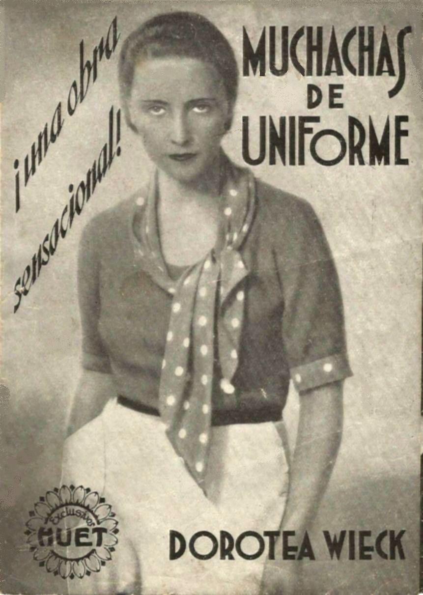 """Muchachas de uniforme (1931) """"Mädchen in Uniform"""" de Leontine Sagan, Carl Froelich - tt0022183"""