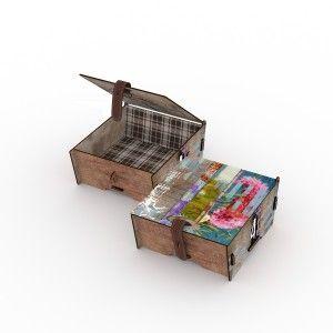 Boîtes De Rangement De Bureau Décoratifs