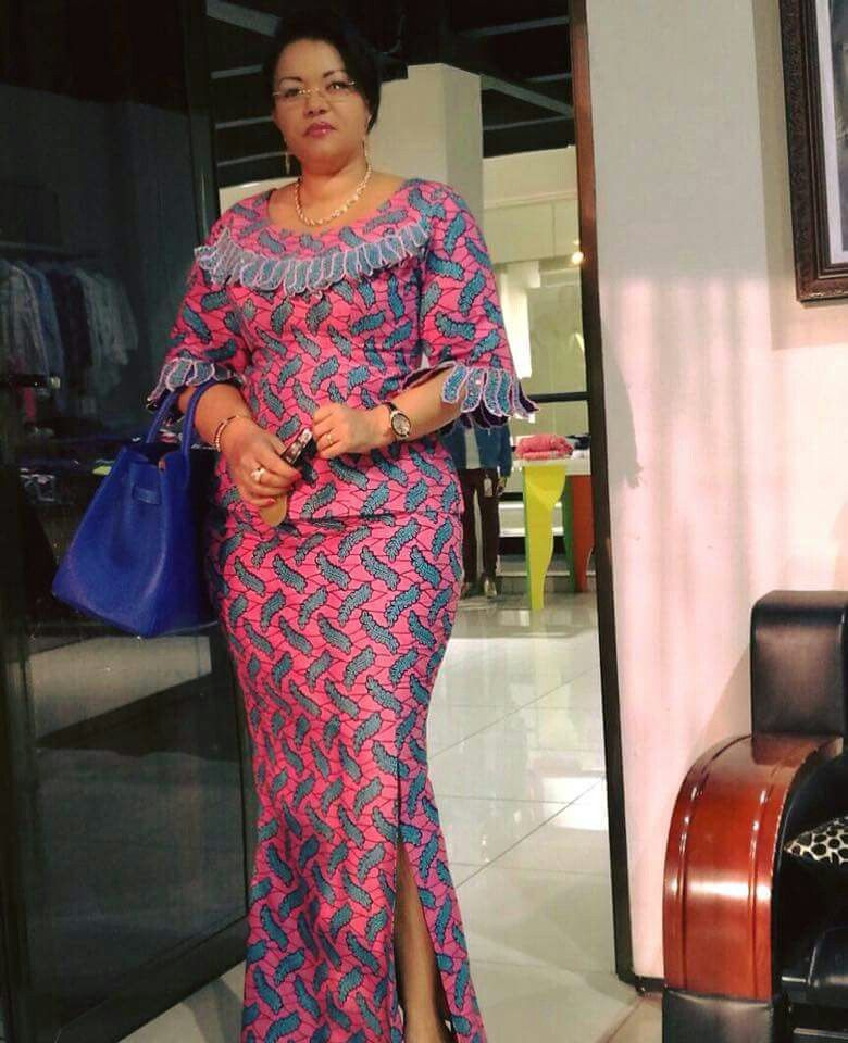 Pin by Francine Yabro on bancey   African fashion, African fashion dresses, African dress