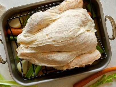 Photo of Butter-Blanketed Turkey