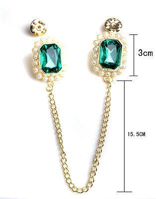 Crystal Collar Chain | eBay