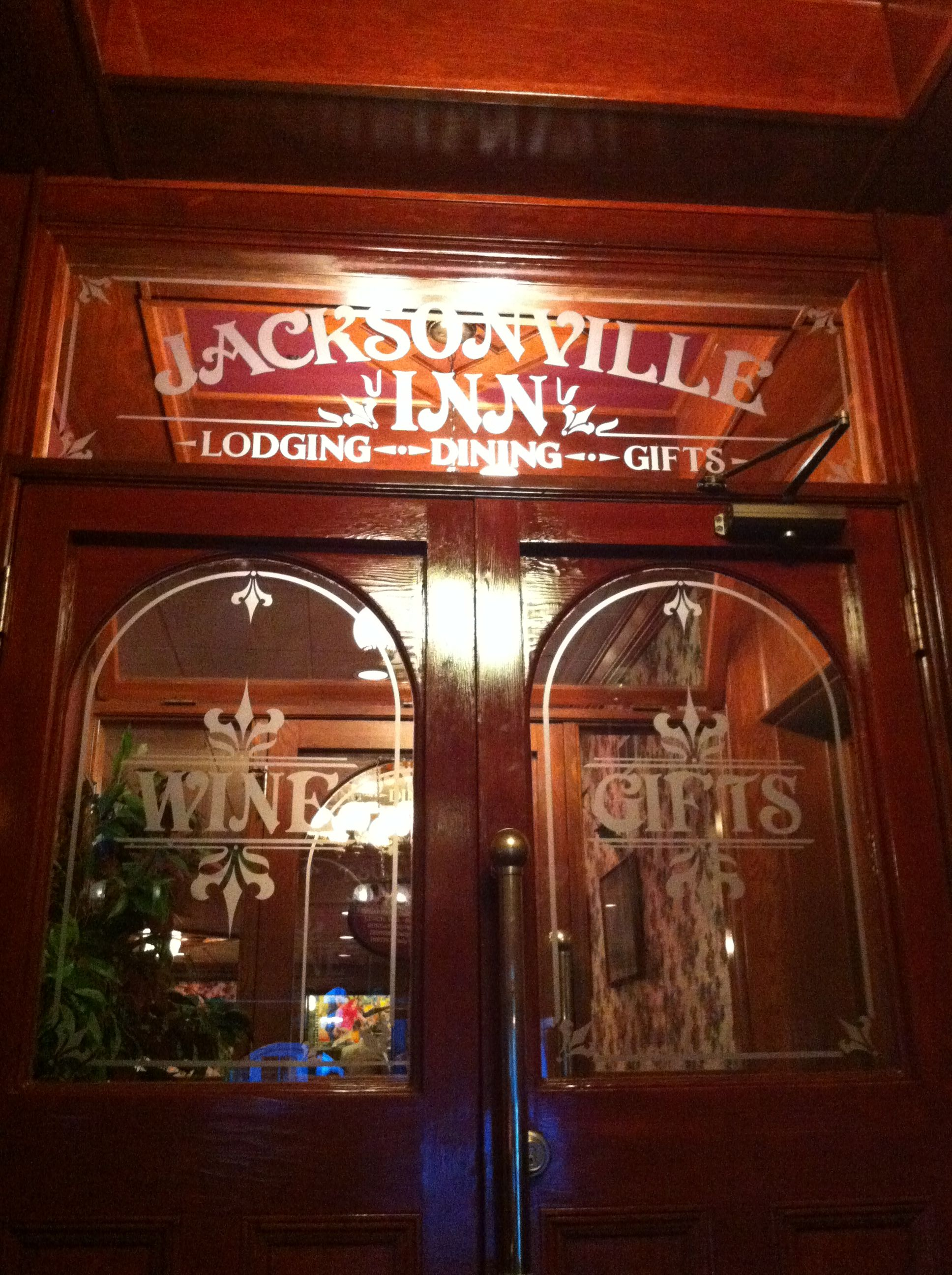Jacksonville Inn In Historic Jacksonville Oregon Dinning
