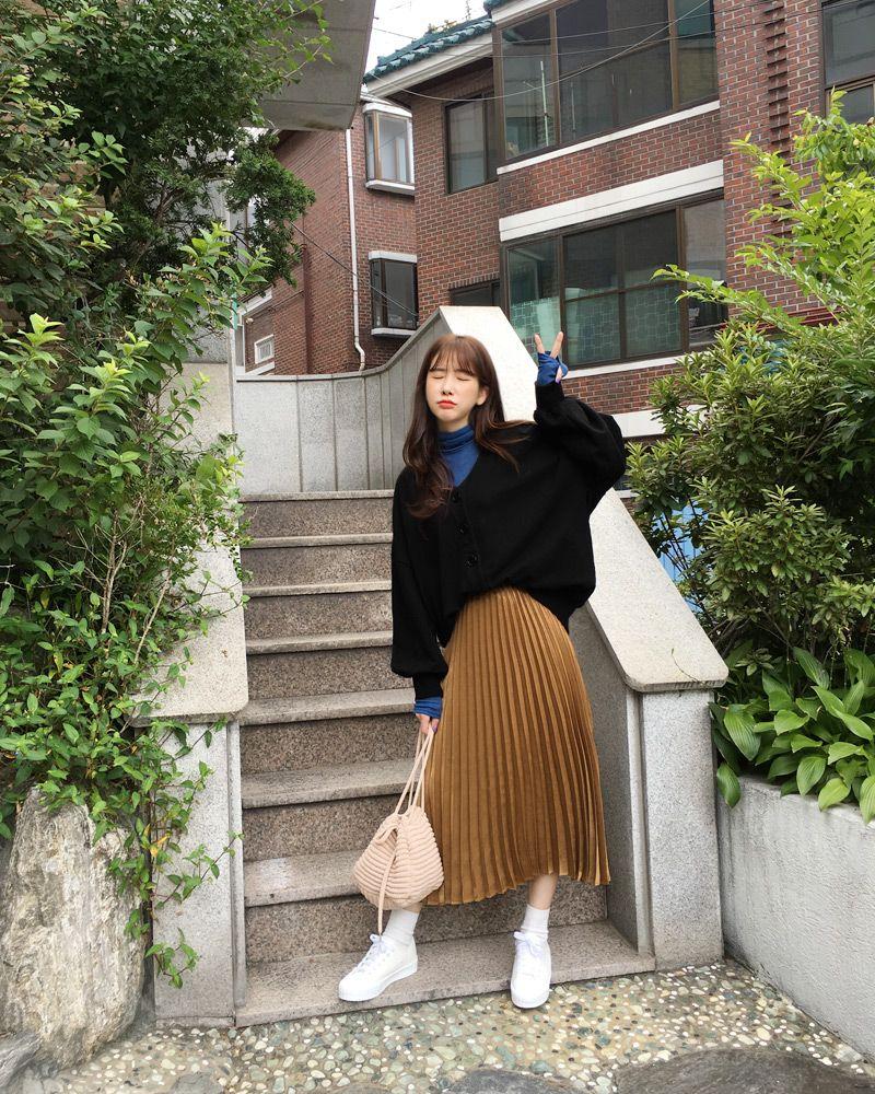 Dahong Autumn style Soyeon K Daily Style Pinterest