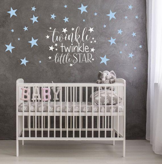 Le Little Star Nursery Decor By Luludesigns