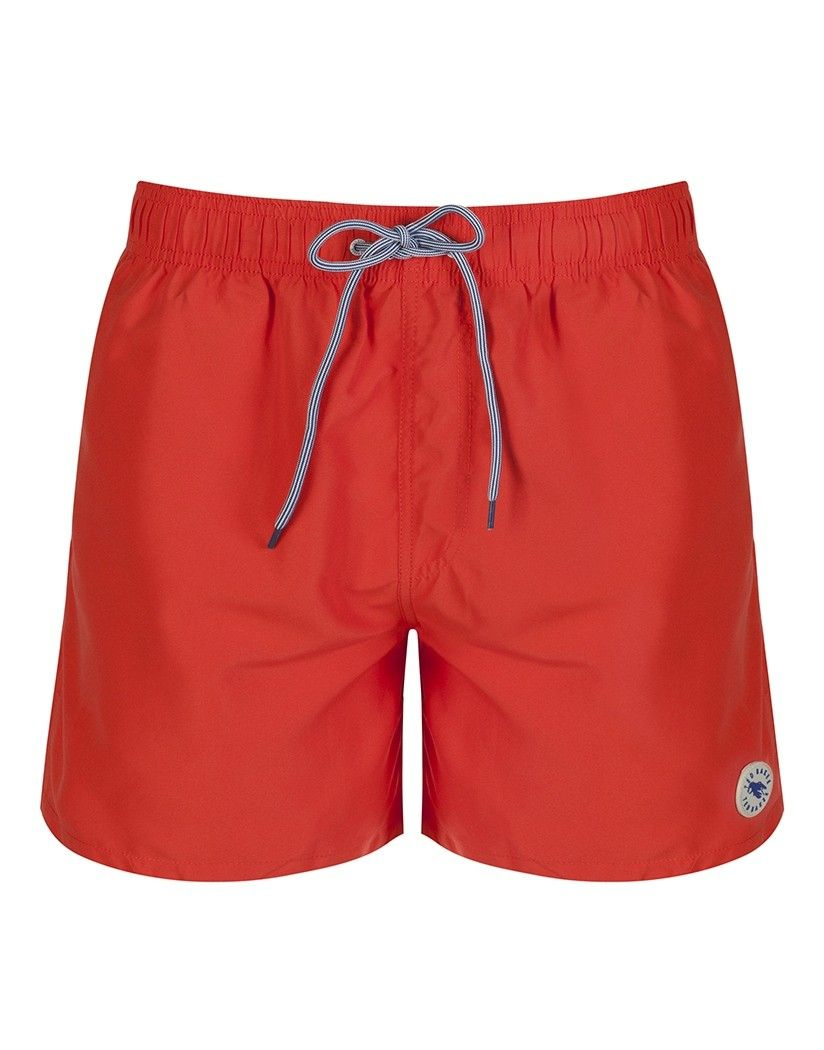 1bb0e4657a Ted Baker Men's Sharsho Solid Colour Beach Shorts - Orange - Men's Trousers  / Shorts - Men | Country Attire