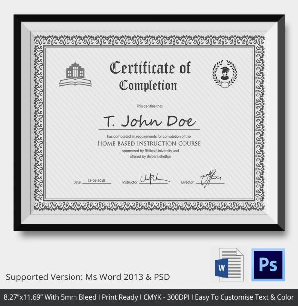 Certificate of baptism free download fieldstation certificate of baptism free download free certificate templates for word 2007 certificate yelopaper Image collections