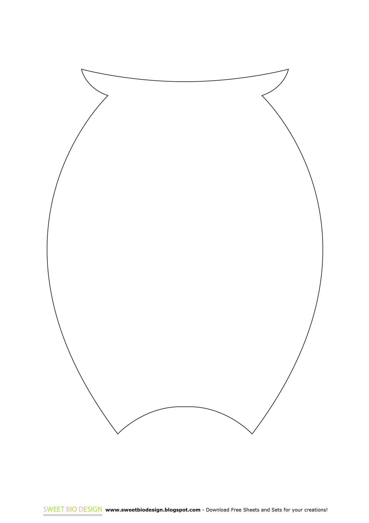 Sweet Bio design: Tutorial: Orologio da muro Gufo - DIY Owl wall ...