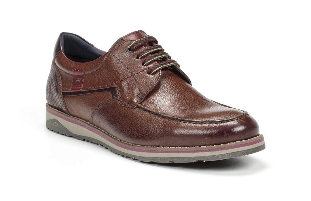 6c702e1b 9479 Zapato de hombre con cierre de cordones fabricado con pieles de  ternera de