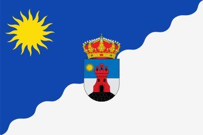 Bandera De Roquetas De Mar Flag Blog Fictional Characters