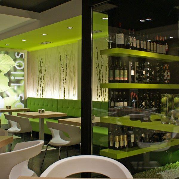 Cafe Y Restaurante Os Tilos Lugo Disenos De Unas