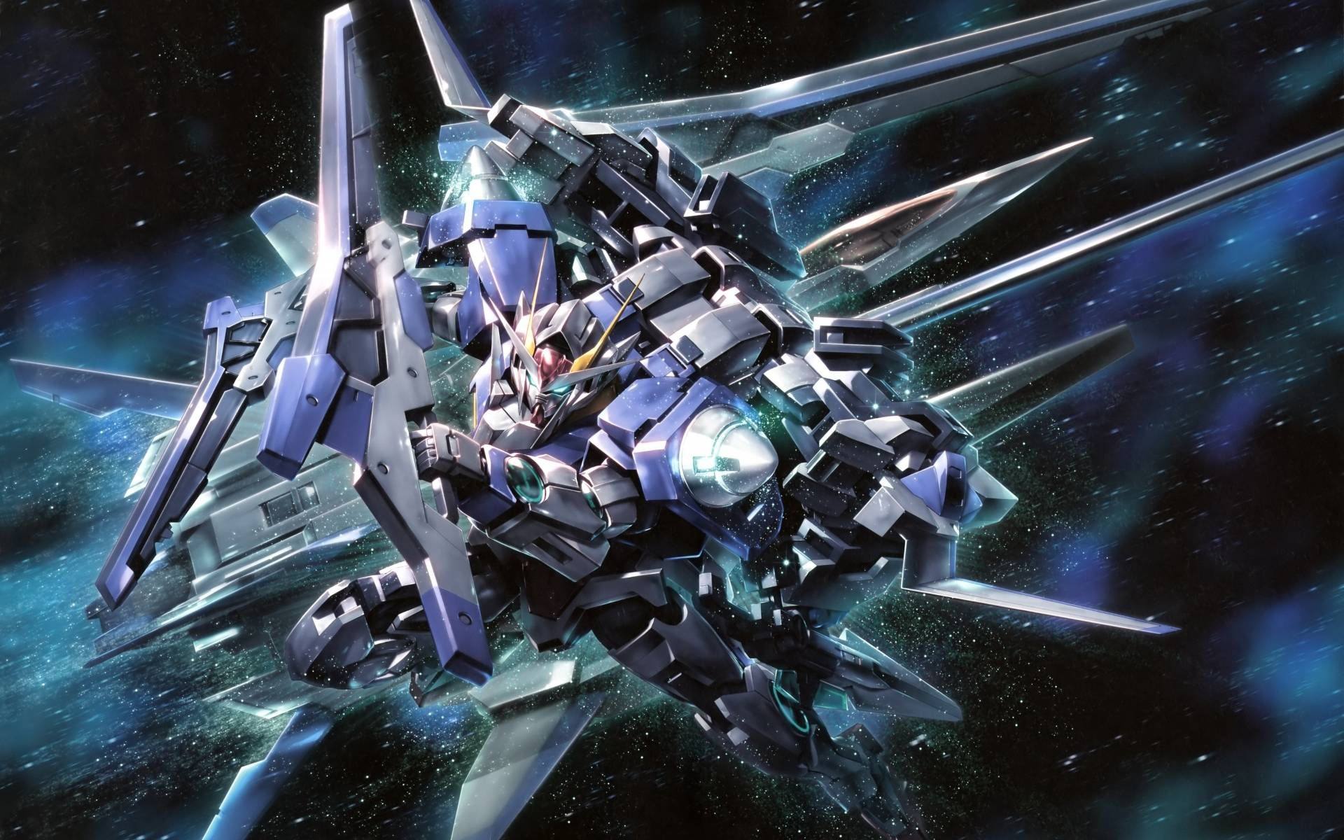Gundam 00 Wallpapers Full Hd Wallpaper Search ガンダム