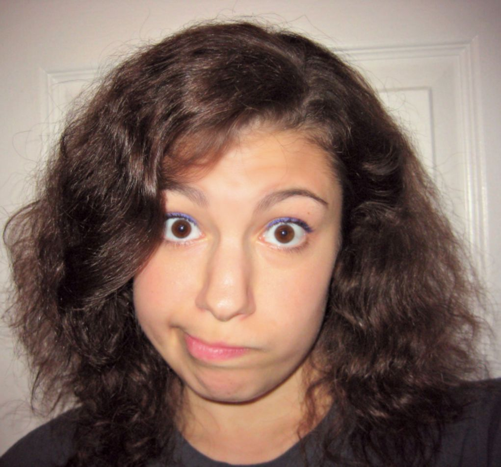 I Finally Figured Out How To Style My Curly Hair Beautyeditor To