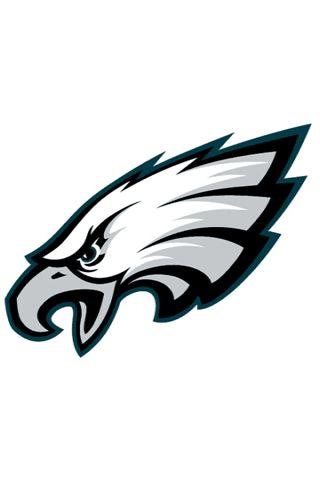 Philadelphia Eagles Logo | Águilas | Pinterest | Fútbol americano ...