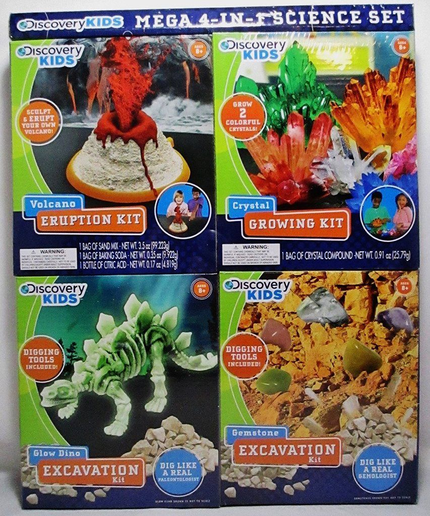 Discovery Kids Sculpt Your Own Volcano - amazon.com