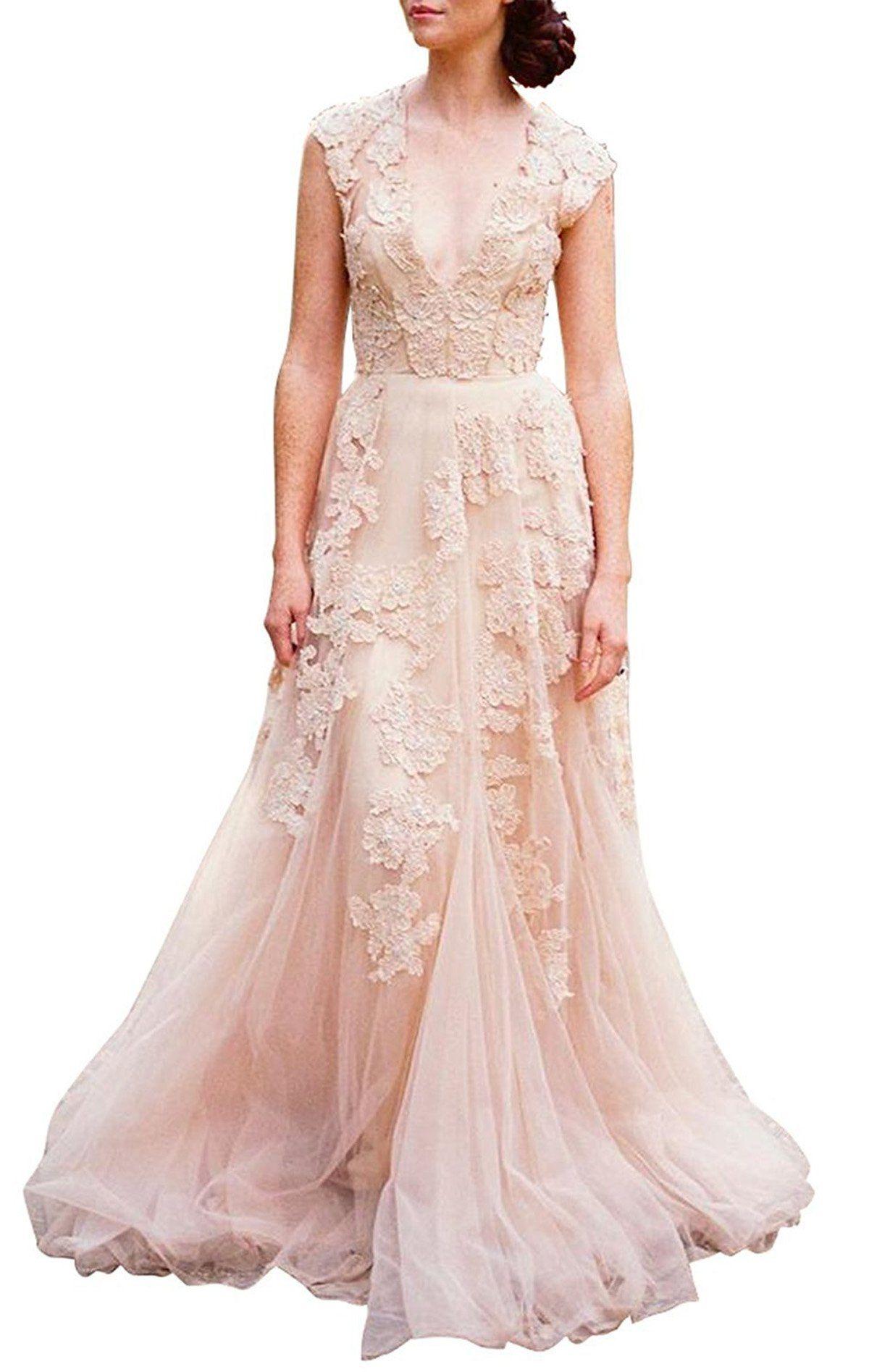 Weddinglee bridal gowns wedding dress orange pink wedding dress plus