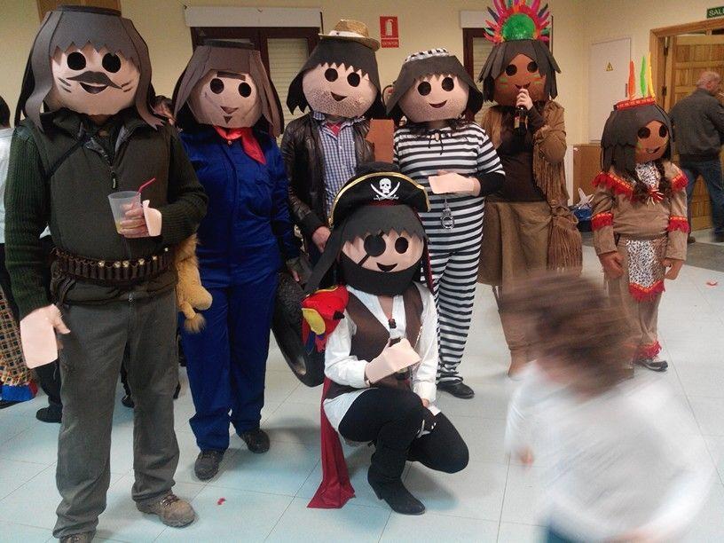 Disfraz playmobil farsang en 2019 carnival costumes - Disfraces carnaval original ...