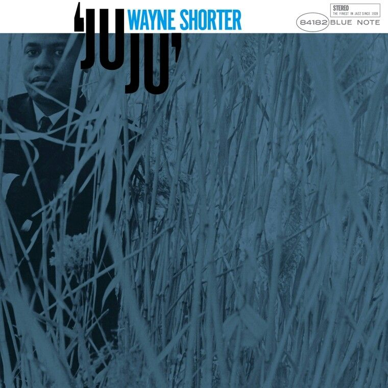 Wayne Shorter Juju 1965 Wayne Shorter Album Covers Record Jacket