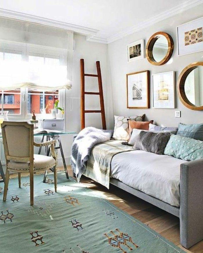 120 idées pour la chambre d\'ado unique! | Interiors and House