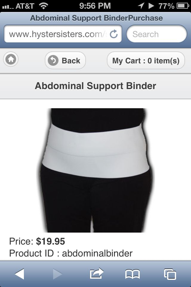 Just Ordered To Wear After My Hysterectomy Products I Love