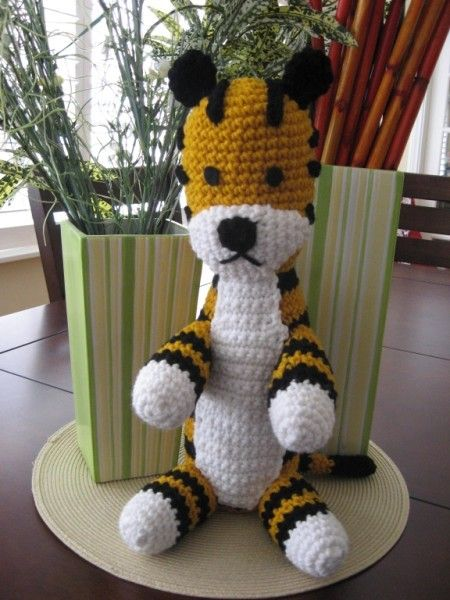 Have your very own Hobbes
