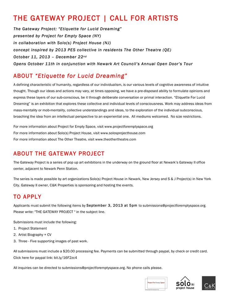 The Gateway Project Is Excited To Announce A New Collaboration For