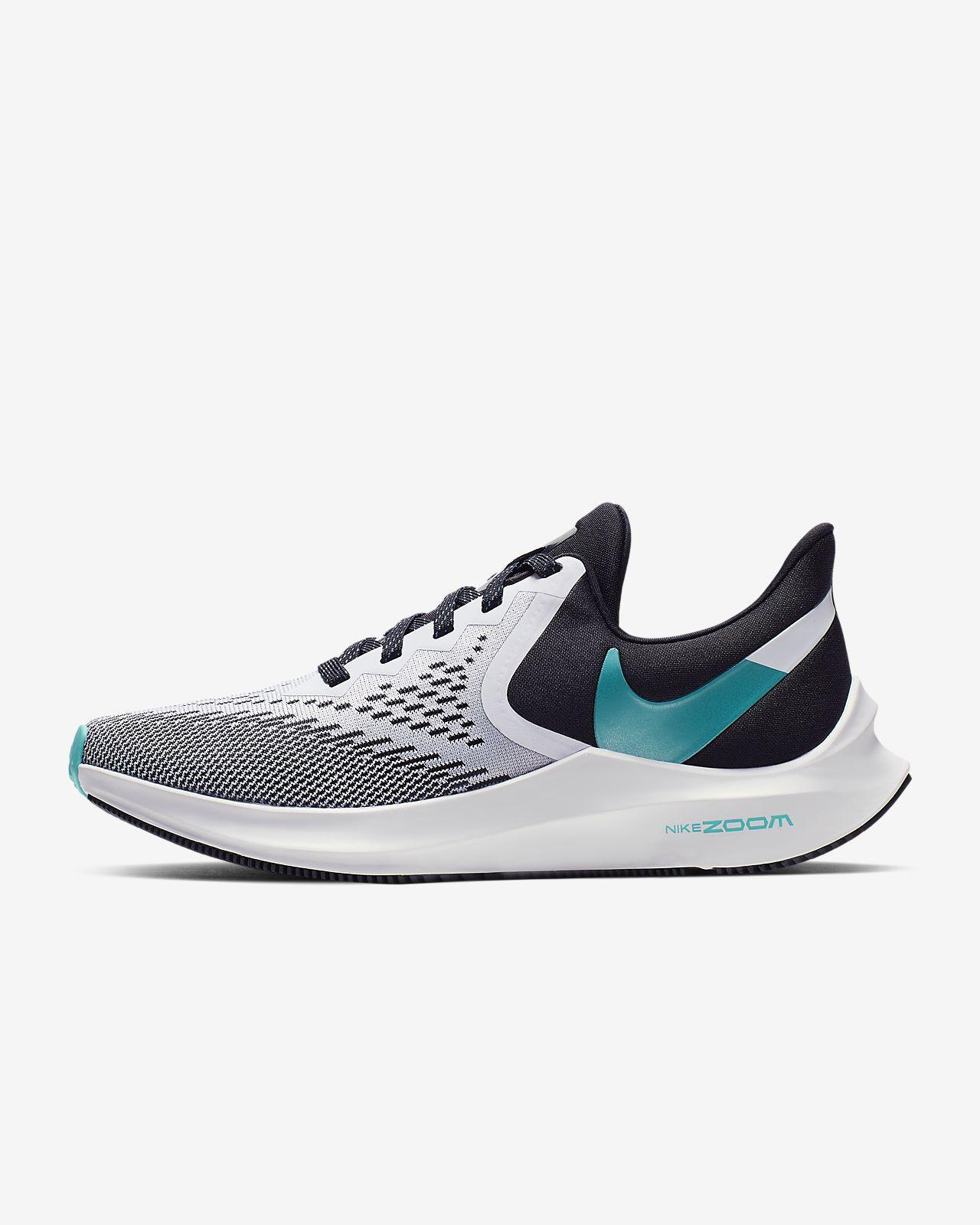 Nike Air Zoom Winflo 6 Women's Running Shoe. Nike.com in ...