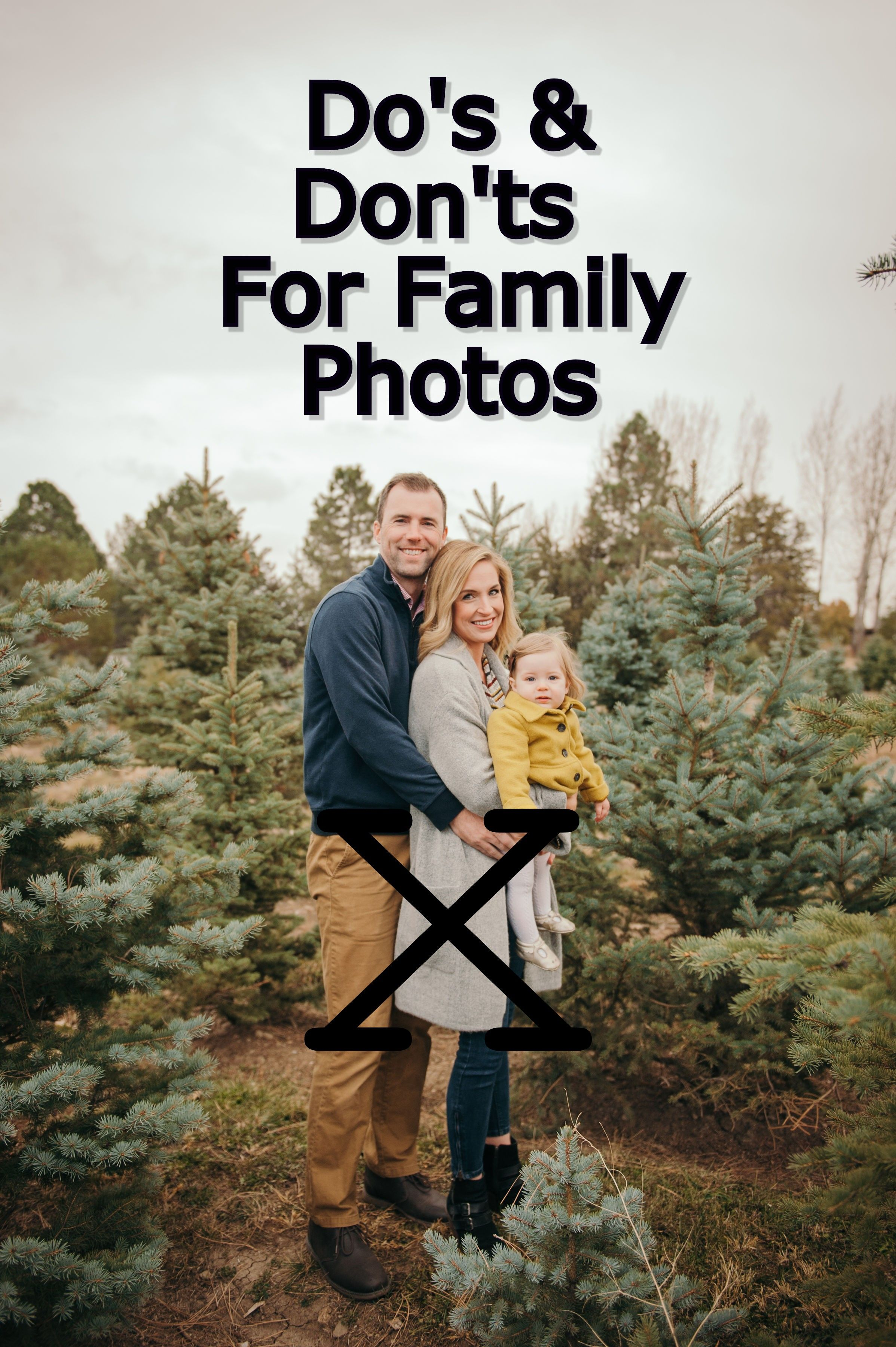 Tips for a quality family photo