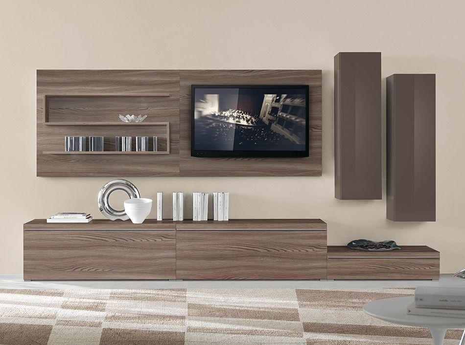 Contemporary Wall Unit VV 3933 - $2,960.00