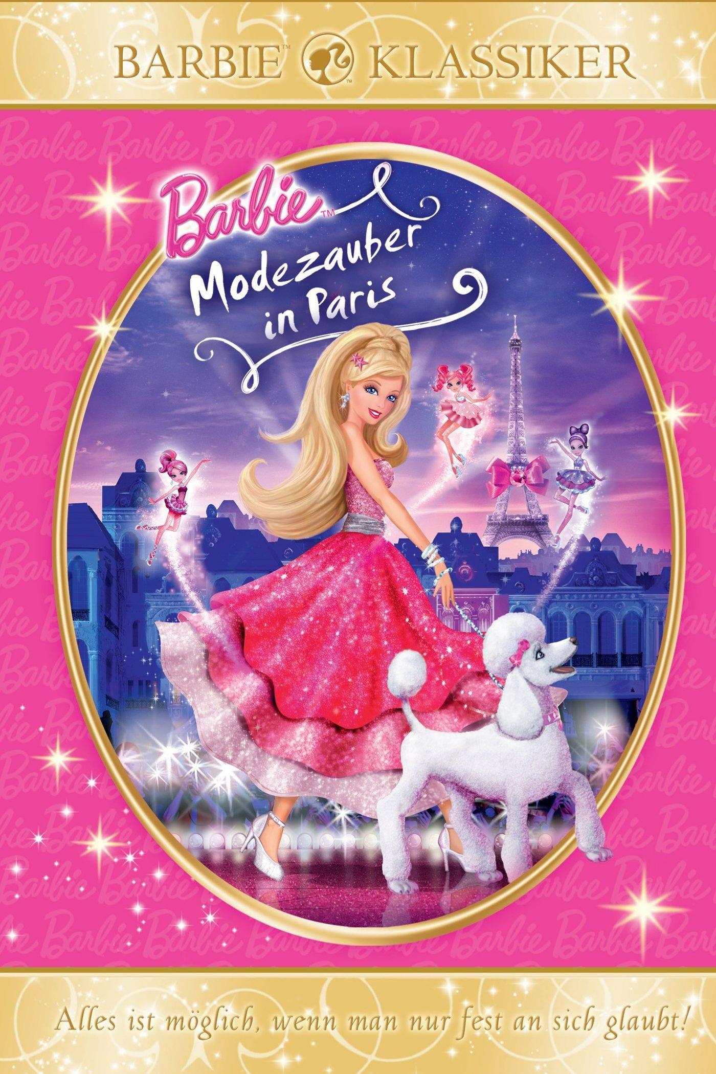 Barbie Deutsch Ganzer Film Modezauber In Paris Business Bags Men Black Side Bag Image House