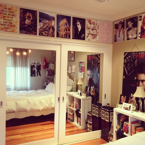 7 Room Ideas Tumblr Those Doors Ignore The Crappy Posters