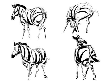 Martin Wittig: Zebras