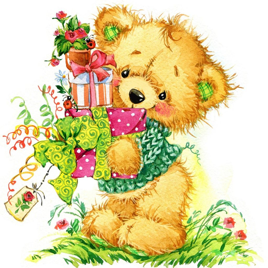 Shutterstock234899194g teddy bear bears and kids birthday cards embroidery izmirmasajfo