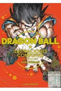 DRAGON BALL. ILUSTRACIONES DE LUJO
