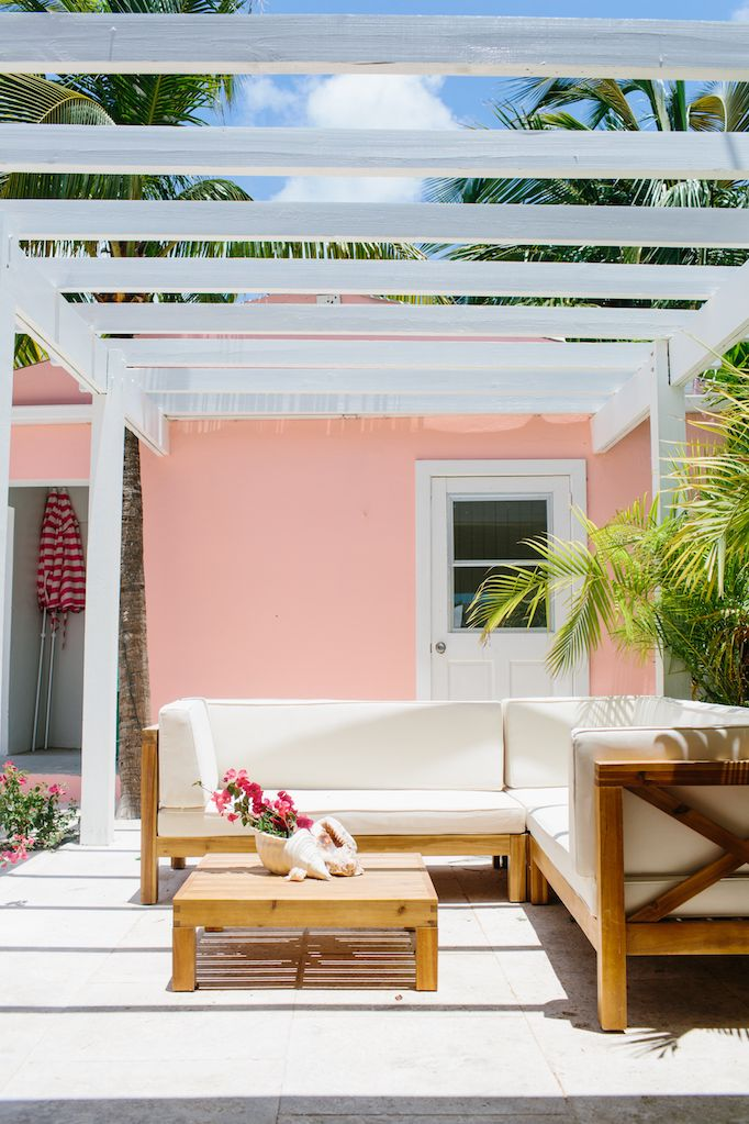 I\'m so excited to share a home tour of our Harbour Island, Bahamas ...