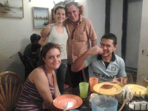 Los vecinos 7 agosto 2014