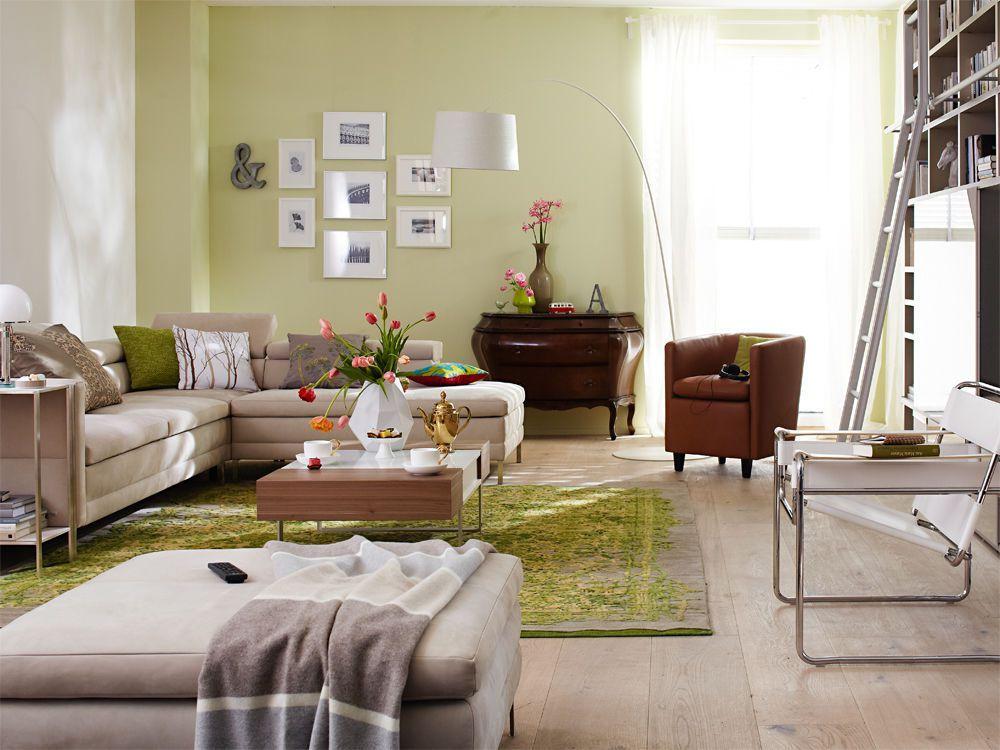Kleines Wohnzimmer ~ Kleines wohnzimmer einrichten wie schafft man einen bungalow