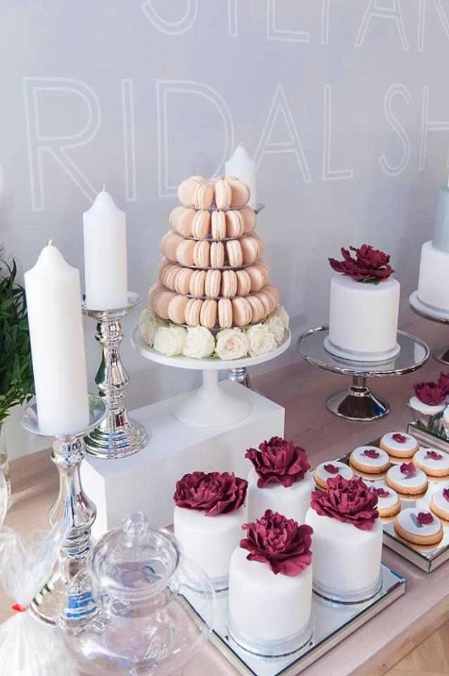 Modern Floral Bridal Shower - Bridal Shower Ideas - Themes