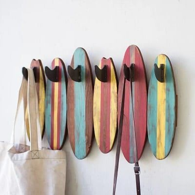 Photo of Decoración de surf y decoraciones para tablas de surf – Decoración frente a la playa