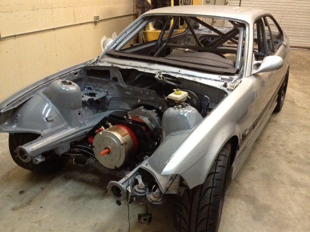 Bmw E36 M3 Track Car Diy Electric Car Forums Electric Autos