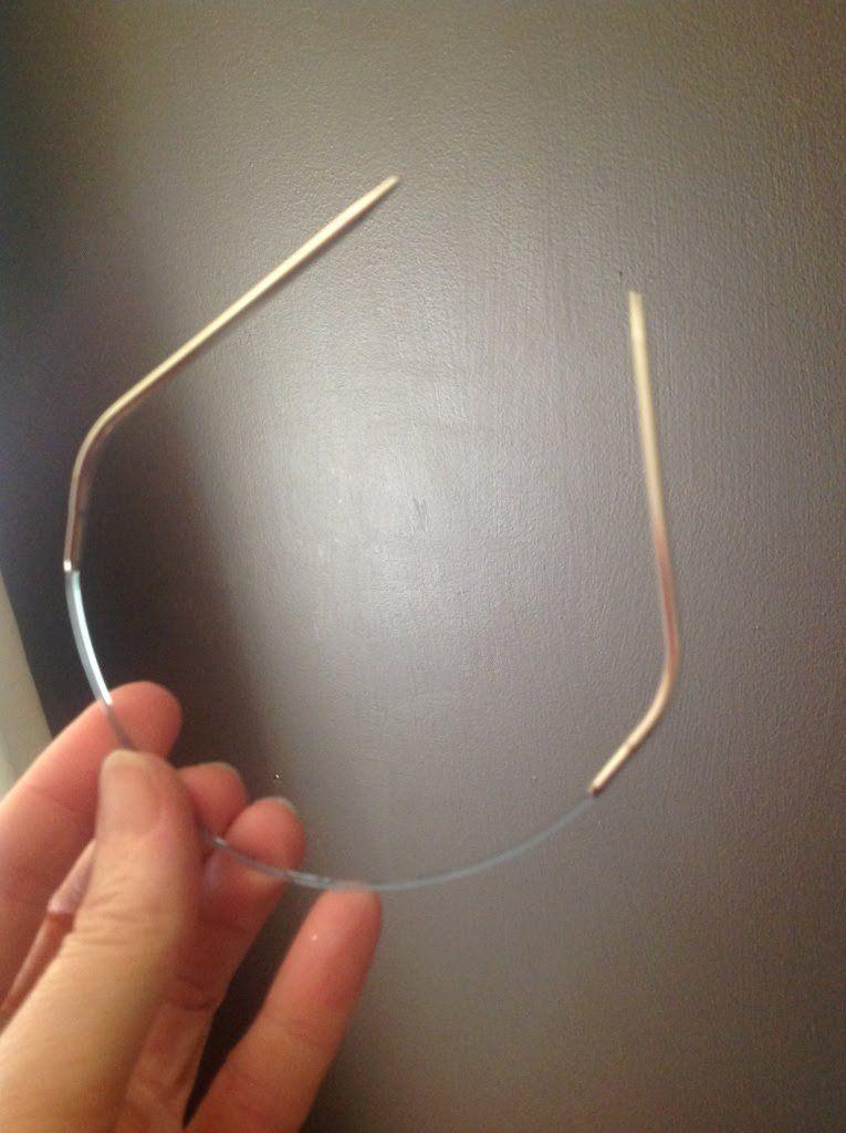 Basic Socks on a tiny circular needle: A sock miracle ...